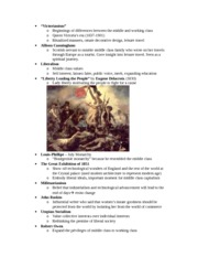 Midterm Review Part 3 Victorianism
