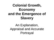 Colonial Growth STB-1