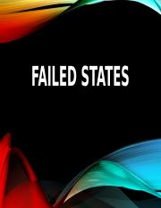 Failed States Project-Yasmely Ibarra.pptx