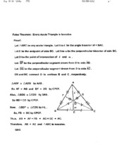 false_theorem