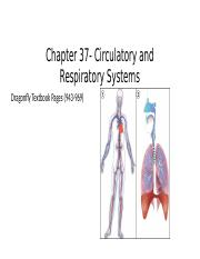 Chapter 37- Circulatory and Respiratory.pptx