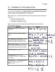 5.1 Probability and Simulation Notes Inked.pdf