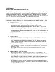 Model Diplomacy Module 4 Reflection Guidelines.docx