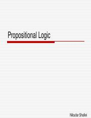 Propositional-Logic