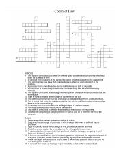 Contracts Crossword Puzzle.pdf