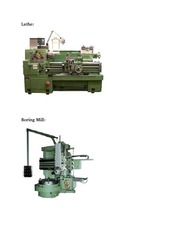 Boring Mill-Lathe Pictures