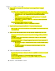 Criminal Law Actus Reus Study Guide