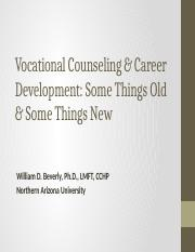 Vocational Counseling & Career Development.1.pptx