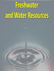 Lect10_Freshwater and Water Resources.pdf