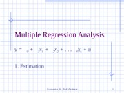 ch03Multiple Regression Analysis