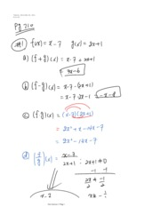Chapter 12.2 Inverse function
