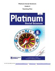 platinum-social-sciences-grade-5-teaching-plan.doc