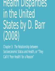 2-Barr Chapter 3 PowerPoint