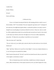 Short story- draft 1.docx