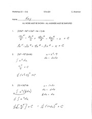 Calculus for Engineering Tech 1 workshop solutions 7