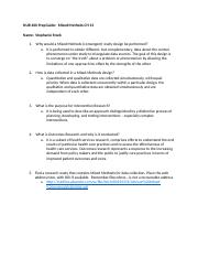 PrepGuide CH 13 Mixed Methods.docx