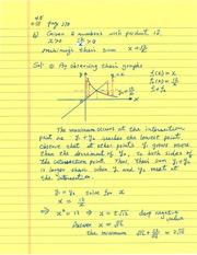 Handwritten Notes (9) | Course Hero