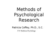Lecture1 research methodology