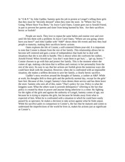 a character analysis of sammy from john updikes ap John updike a p character analysis name discusses students' responses to the character sammy and considers works of johnupdike: characteranalysis - part.