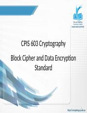 3.   Data Encryption Standard (DES).ppt
