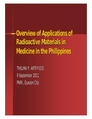 -Overview of Applications of Radioactive Materials..pdf