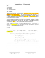 ESI4452 Sample_Proposal_Submittal_Letter_to_Company