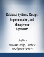 Chapter 9- Database Design.ppt