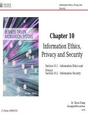 Chapter_10_Information Ethics and Privacy