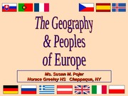 GeographyOfEurope