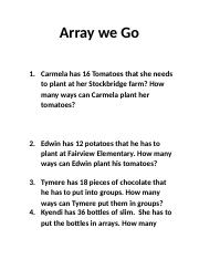 Array_we_Go_Assessement_82010364.docx