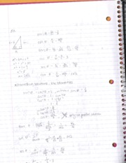 notes on angles 2