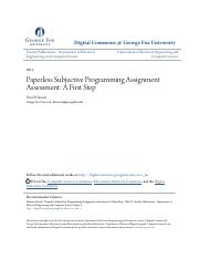 Paperless Subjective Programming Assignment Assessment- A First S.pdf