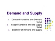 demandandsupply (Report)