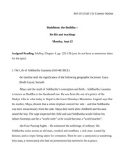 Rel 101 Content Outline  (Buddhism 1)-3