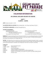 2015 Pet Parade Volunteer Info (1)