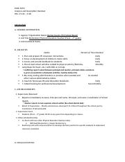 wk. 2  Job Analysis and Description.docx