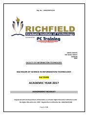 ASSIGNMENT BOOKLET 2017-BSC-THIRD YEAR MODULES (ALL SPECIALISATIONS).pdf