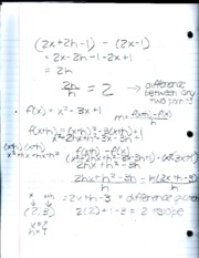 PreCalculus Math Notes 8