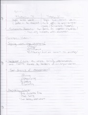 Classical Perspective Notes 2