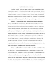 "Span 4- ""No Speak English"" Essay"