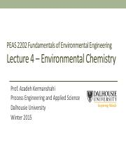 Environmental chemistry-week 4(1)