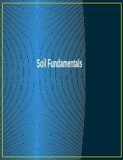 Lecture 2 Functions of Soils (1)