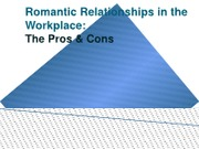 Romantic Relationships in the Workplace project