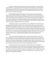 audubon and dillard essay
