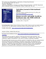 Melissa Curley and Nicholas Thomas - Human Security and Public Health in Southeast Asia.pdf