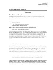 us101 reliable sources worksheet Source reliability, research, eighth 8th grade english language arts standards, grade level help, internet 4 classrooms internet resources, teachers, students.