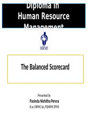The Balanced Scorecard.ppt