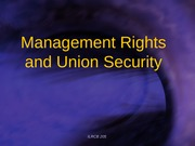 ManagementRightsandUnionSecurity
