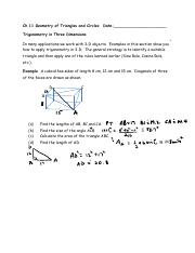 Lesson 3 Trig in 3D and Area of a Sector COMPLETE.pdf
