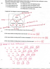 Exam 1 Fall 10 page 3 Solutions